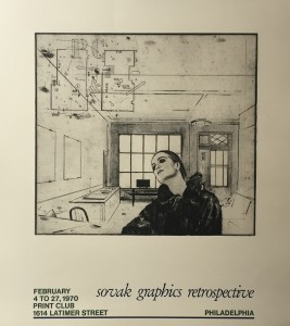 Sovák Graphics Retrospective, 1970