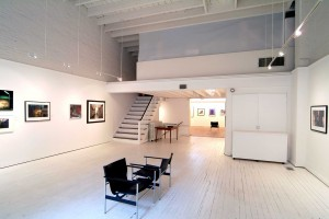Upstairs Front Gallery