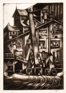 Lecture, Black Printmakers and WPA