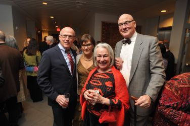 Bill Geddes, Donna Wargo, Fran Gerson, Doug Swift