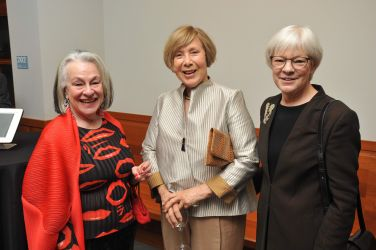 Frances Gerson, Janis O'Connor, Margo Dolan