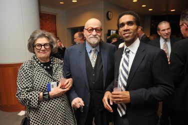 Mary MacGregor Mather, Peter Paone, Blake Bradford